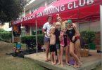Warriors had blast at the Cooroy Swim Meet