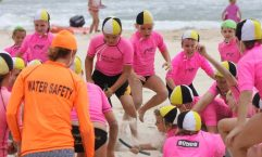 Nippers - An all in circular flag event