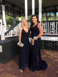 Lily McGrath and Bliss Sorrensen