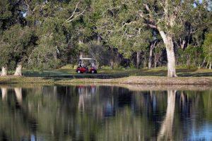 Tin Can Bay Golf Club 5th hole