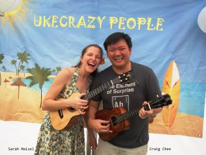 Sarah & Craig Ukulele Festival