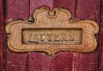 """Photos of small details often provide details about big pictures: Louise Smith's image """"Letters"""" was captured in Maryborough's heritage district and was awarded a Merit"""