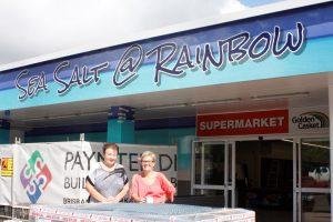 Sea Salt @ Rainbow Newsagency Market Café