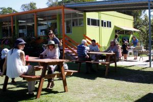 Experience GourMAY at Rainbow Beach School kitchen garden open morning between 10am - noon May 26