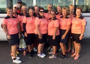 The TCB Golf Club Ladies Pennant Team won convincingly against Noosa at Cooroy and look forward to the next match play against Mount Coolum at Noosa.