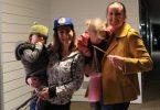 Ailbe, Rachel, Sandy and Zali enjoyed last year's Lantern Walk - it is on again June 11!