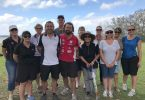 Well done to the staff for helping at cross country
