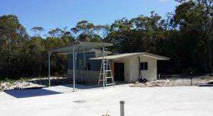 Rainbow Beach Ambulance station ready in June 2017