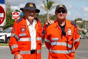 Mike Kirwan and Gavin Freeman say the Rainbow Beach SES needs you!