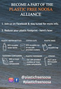 plastic free noosa alliance