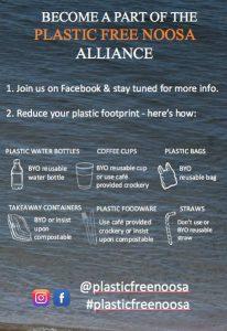 plastic free noosa alliance