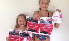 Amanda and Anjelica Geurts have had a great season at Rainbow Beach Warriors