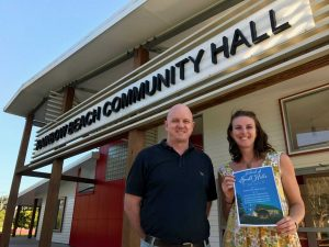 Chamber President, Mark Beech, and Brooke Bignall are delighted to announce that Rainbow Beach will host The Festival of Small Halls