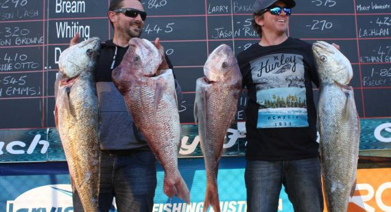 Rainbow Beach Fishing Classic 2017