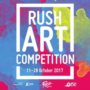 Enter RUSH art competition