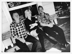 Fiona O'Shea & The Passengers