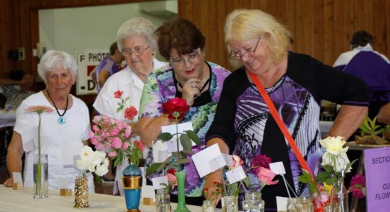 Local Ambulance Committee annual Flower Show