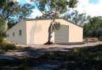 Tin Can Bay Community and Men's Shed Render