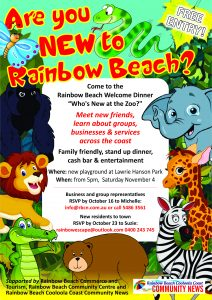 Who's New at the Zoo poster