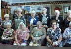 Ladies enjoyed the War Widows Lunch at the Tin Can Bay RSL