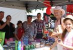 Tin Can Bay students, staff and parents were selling goop, cakes and a variety of goodies at the Seafood Festival