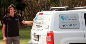 Craig Lehmann is the new owner and operator of Cooloola Curtains and Blinds
