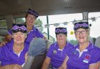 Tin Can Bay Golf Club - The Cats - Pam Ottaway, Janet Reibel, Sandra Reibel and Jude De La Cruz