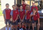 Tin Can Bay State School - Handball Competition
