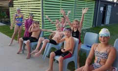 Swim club is on every Thursday at 5pm - come join the fun!