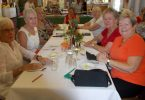 Craft club members Jean Sealy, Sandra Bonell, Linda Brown, Shirley McLean, Thea Beswich, Maree Uhl, Pam Ottaway, and Dawn McGinley