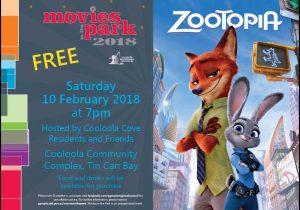 Free movie night in Cooloola Cove - Feb 10 2018