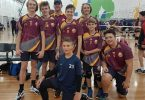 Gympie State High School Centurions Year 9 Volleyball Team
