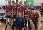 Gympie State High School Centurions Year 9 Volleyball Team