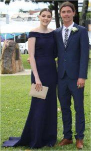 Elizabeth and Nicholas White