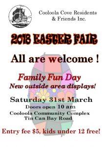 Easter Fair 2018