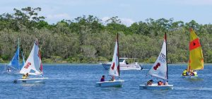 Junior Learn to Sail was a great success, now it's the adult's turn!