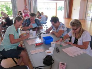 Cooloola Coast Local Ambulance Committee's inaugural bingo