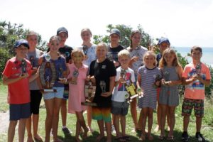 Congratulations to all Nipper Age Champions for 2018