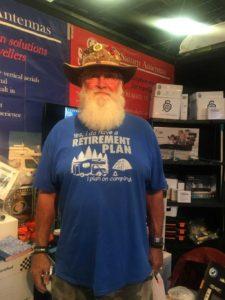 John's T-shirt, Adelaide