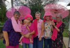 QCWA members invite you to get your pink on and walk this Mother's Day to raise funds for the National Breast Cancer Foundation