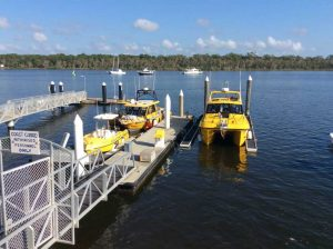 Cooloola Rescue boats, The Mount and R1