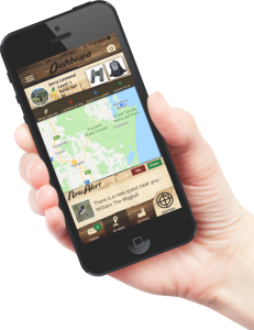 Download the free QuestaGame App to learn more about nature in our region