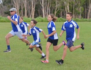 Strive for your personal best with Cooloola Coast Little Athletics with a Get Started voucher.