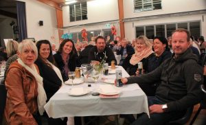 Tables from the coast and Gympie managed to raise over $30 000 this year