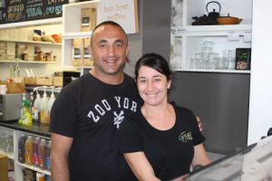 New owners Sam and Toula Antonis welcome you to their new international theme nights at Cafe Jilarty