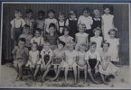 Some of these faces from this class in 1955 can enjoy a reunion on October 13