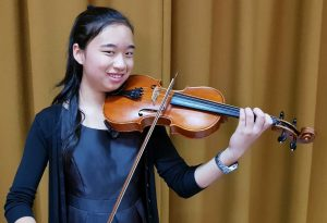 Catch classical Chloe at the fourth 'Sound of Teen Spirit' concert, September 8 at the Cooloola Coast Community Complex