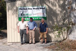 Tin Can Bay Community and Men's Shed