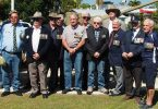 Vietnam Veterans Day was acknowledged at Tin Can Bay ANZAC Memorial Park