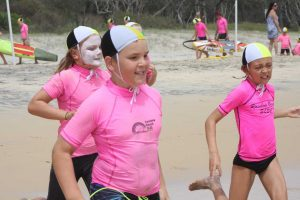 Get your whipper-snappers into the local Nippers program, sign-on days are Saturday September 22 and Saturday 29 at the Rainbow Beach Aquatic Centre